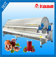 High quality automatic grape juicer (Gasbag juicing machine)