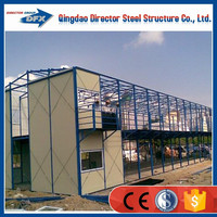 Light Steel Frame Prefab House Villa