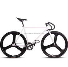 700C*48/52cm No Logo Chromium-molybdenum Steel Fixed Gear Bike Frame