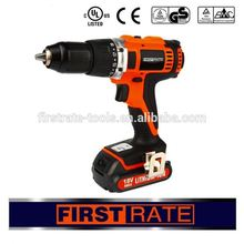 18V portable 2-speed cordless mini drill set screwdriver making machine for sale