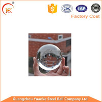 Factory Direct Crystal Clear Acrylic Ball