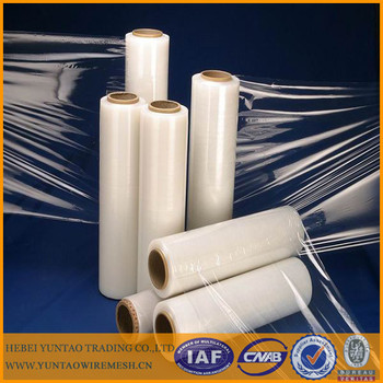 transparent or black Plastic Film as agriculture film or protection film
