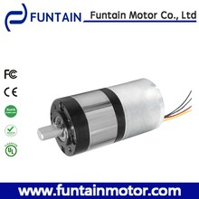 20 watt geared motor 12V 24V dc brushless planetary gear motor dc burshless motor with planetary gearbox
