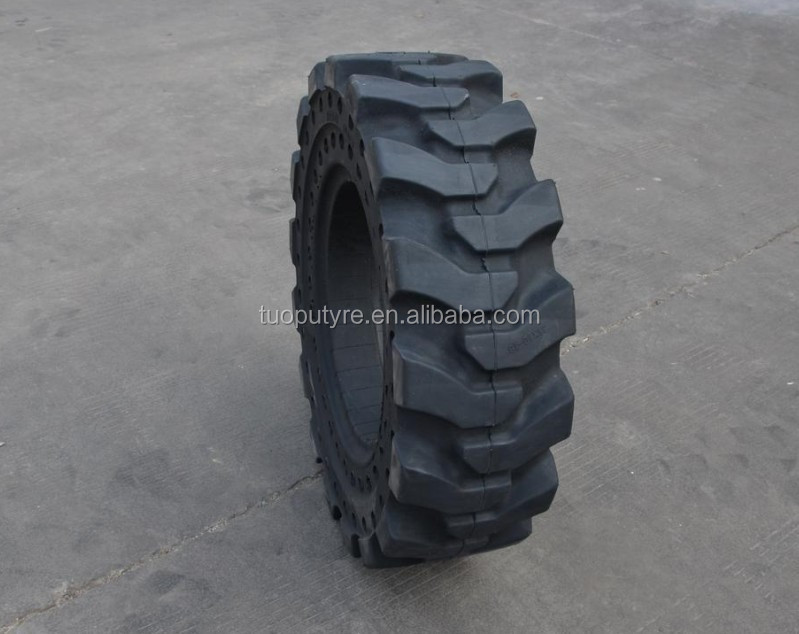 China manufacturer price 10-16.5 12-16.5 bobcat skidsteer tire