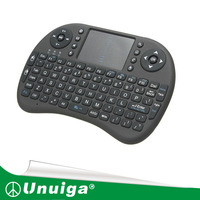 2016 best selling Touchpad DPI adjustable functions i8 keyboard