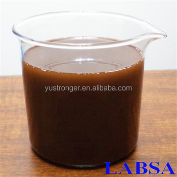 ISO factory supply detergent LABSA CAS 27176-87-0