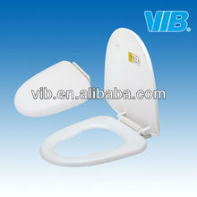 Toilet soft close seat cover and plastic toilet seat cover for toilet tank