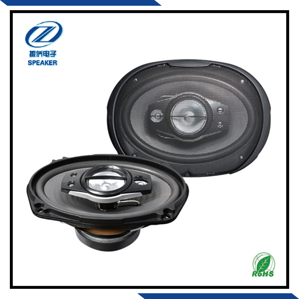Roof mount 6 x 9inch coaxial car speakers,powered speakers for motorcycle