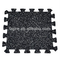 Free Sample Rubber Gym Flooring Mats