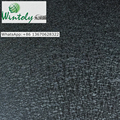 Leather texture black powder coating