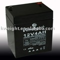 Electric toys battery 12v 4ah rechargeable battery
