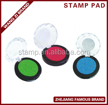 2016 hot selling, toy stamp pad, with rhinestones decorated,gifts for children