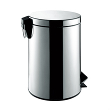2014 Chinese Outdoor Ash Bin Home Dustbin Decorative Waste Paper Baskets 7012-04