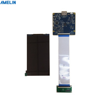 HDMI to MIPI Interface lcd driver board for 5 inch tft lcd display