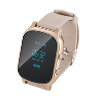 New Arrival GPS Tracker Kids Cell Phone Watch