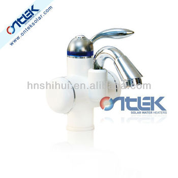 Instant electric heating faucet