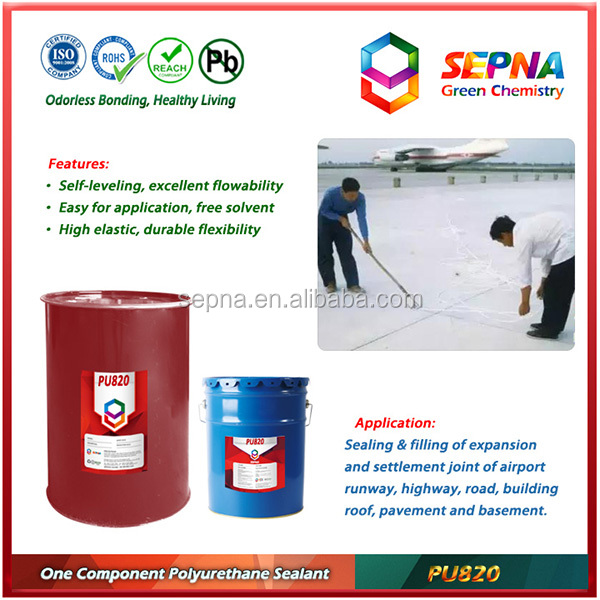 South America gap sealants
