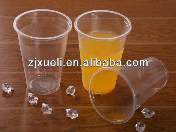 plastic cups mousse,clear/white/color pp plastic cup,disposable plastic cup