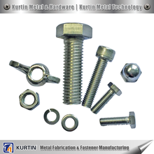 stainless steel 316 bulk nuts and bolts for petrochemical