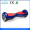 2015 two wheel smart balance 6.5 inch electric scooter self balance board scooter with bluetooth speaker