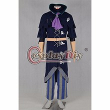 Final Fantasy XIV Black Cosplay Costume Adult's Halloween Costumes Custom Made