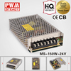 TOP SELL !!! 150W MS-150-24 ac dc Miniature switching power supply