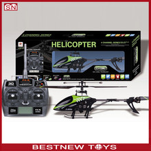 Single Blade 2.4G 4Channel Camera With LCD Screen RC Helicopter With Gyro