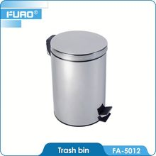 FUAO Demand exceeding supply commercial trash can
