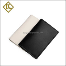 2015 best sale portable simple bifold cheap leather wallet for men