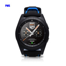 2016 Newest Fashion design G6 Sport Smart Watch With heart rate monitor Touch screen For Andriod and IOS Smart Phone