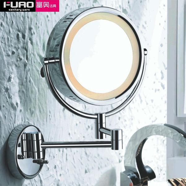 Fuao wall mounted bathroom makeup mirror with led light buy makeup mirror bathroom mirror led - Consider buying bathroom mirror ...