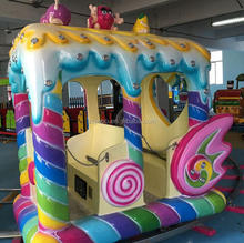 China children amusement park equipment indoor electric mini kids train ride