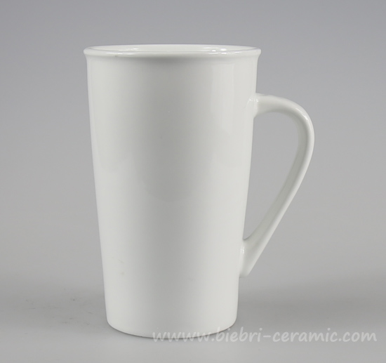 Tall coffee mugs