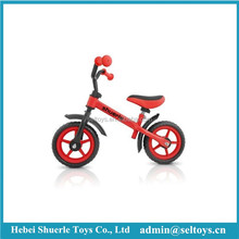 Wholesale steel kids balance bicycle for exercise