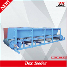 For clay brick production line! ZB brick clay box feeder