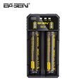 Hot selling Basen 18650/26650/20700 battery charger BO2 charger with usb wall charger for 20700 battery/ncr20700b