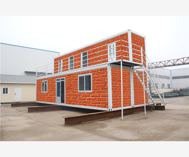friendly prefab modular containers 40ft mobile home