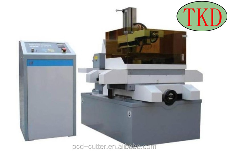 EDM cutting machine for PCD/PCBN blanks cutting