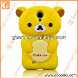 2013 New Arrival Silicone Cartoon Cover for Samsung i9500