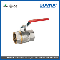 Motorized Brass Ball Valve CF8m 1000
