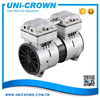 UNI-CROWN 220V motor mini medical equipment electric piston air vacuum pump