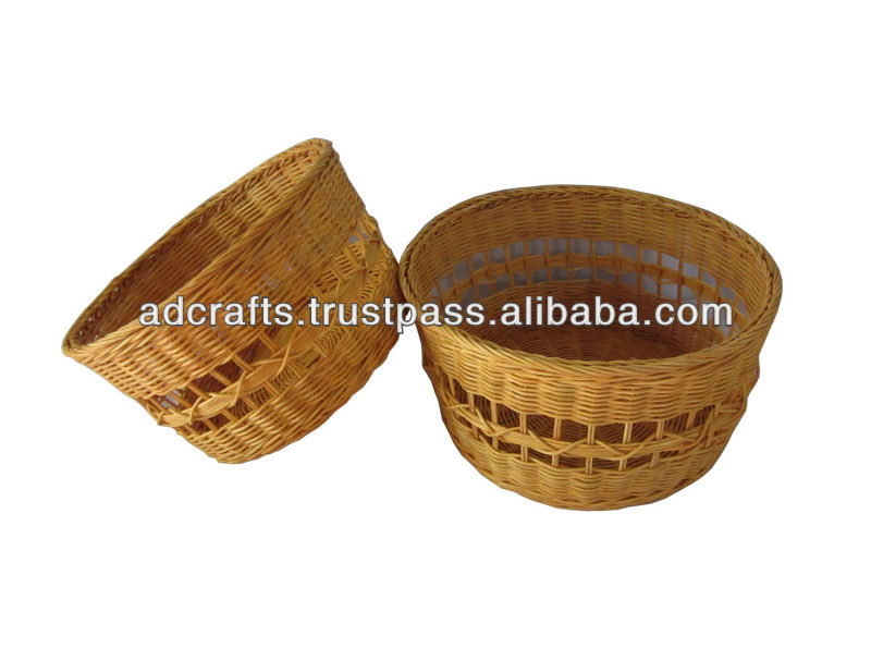 Vietnam craft rattan basket-handicraft basket