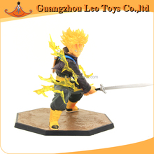 Dragon ball z Son Goku Trunks 15cm PVC figuarts Action Figure Toy japanese anime action figure