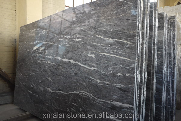 hot sale New China Dark Grey Blue Star Marble Stone