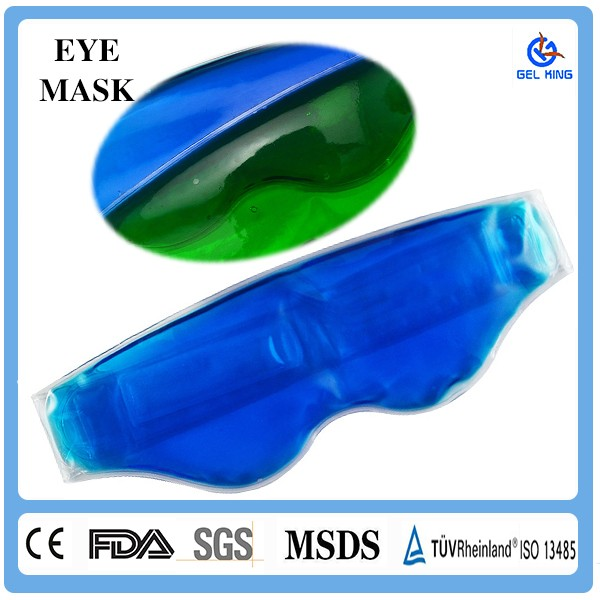 Cold Gel Pack Mask Natural Remedies Hot Cold Gel Eye Mask