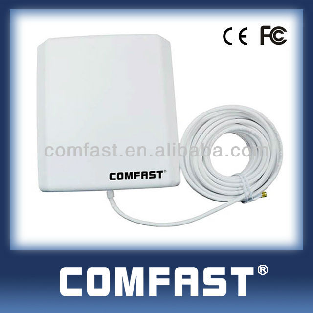 COMFAST CF-ANT2424E 14dBi Broadband Directional Antenna outdoors