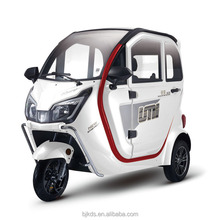 three wheel cargo tricycle electric tricycle with passenger seats battery rickshaw