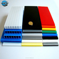 10mm thickness white color real estate sign frame pp plastic material coroplast correx sheet