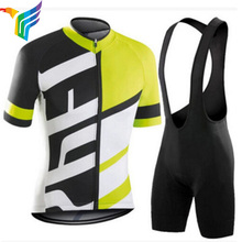 China wholesale best design short sleeve cycling clothing set color combination cycling clothes