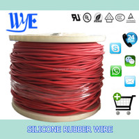 tinned conductor 10 awg wire with 200 degrees Silicone coated wire